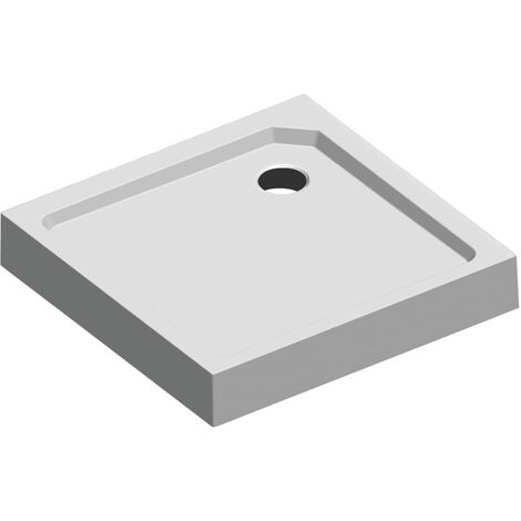 Get Wet by Sealskin Fusion Built-up Shower Tray Square 60431204610