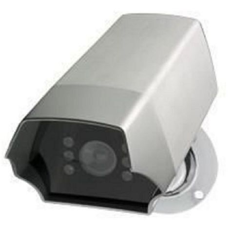 Gev 085091 - Aluminum CSS camera with heater and integrated microphone