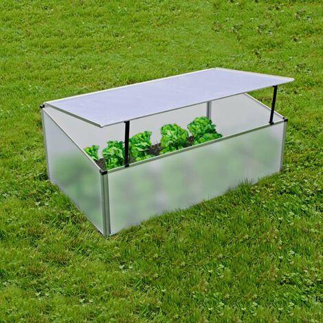 Außergewöhnlich Gewächshaus / Frühbeetkasten - ohne Boden mit Deckel - 504531 @WF_69