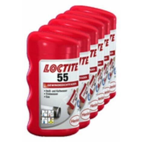Gewindedichtfaden Loctite 55-160