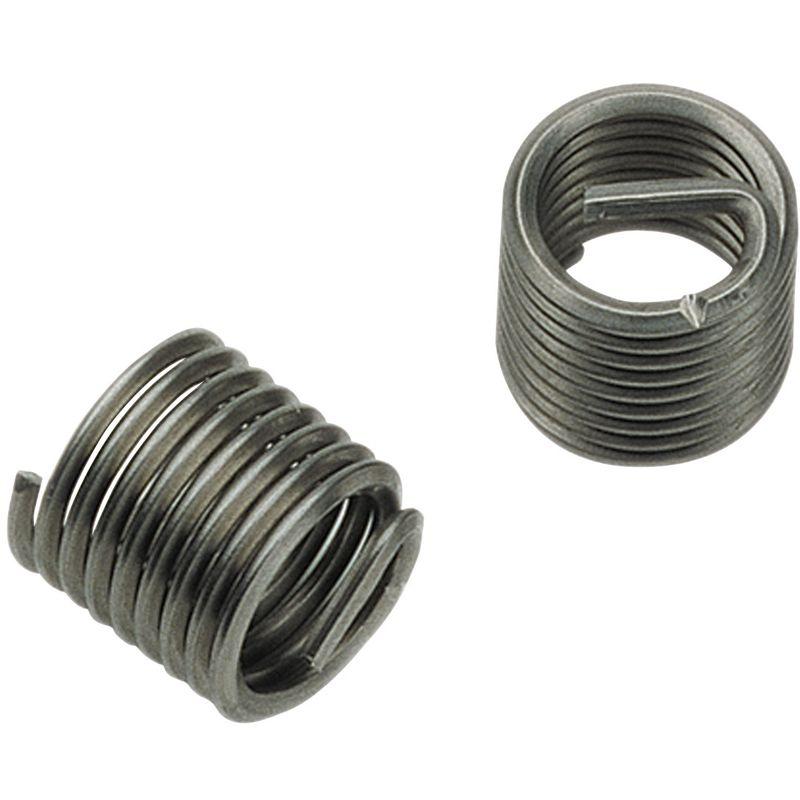 V-COIL Gewindeeinsatz DIN 8140 Typ Stand.f.M6 x 1mm rostfr.Stahl 1,5xD V-COIL