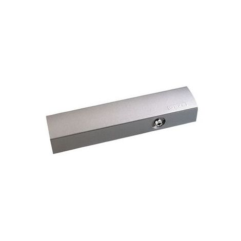 Geze TS 4000 DA - Door closer silver, strength adjustable 1 to 6, without arm - silver