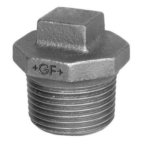 GF Plugs, beaded