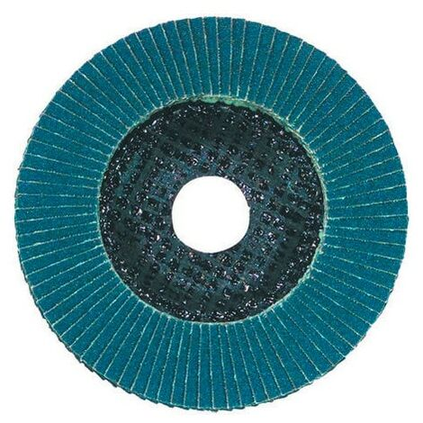 80 Grit Garryson Gfbz115-80 115X22Mm Zirconium Conical Flap Disc