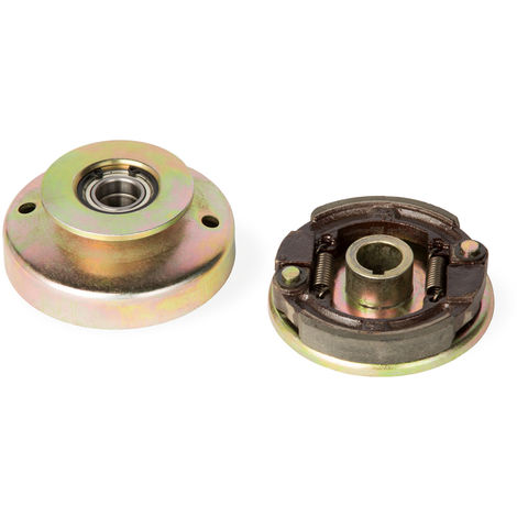 GG1-CL1905 Centrifugal Clutch for industrial motors with a shaft diameter of 19.05 mm