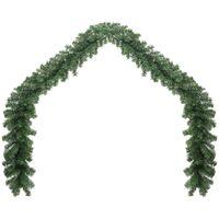 Ghirlanda Natalizia con Luci a LED 10 m
