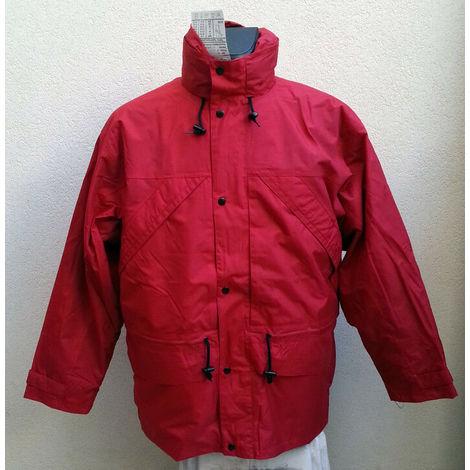 brand new 08ec1 b2962 Giacca giaccone impermeabile triplo uso nylon interno pile parka tg xl  giacca triplo uso giaccone giubbotto rosso