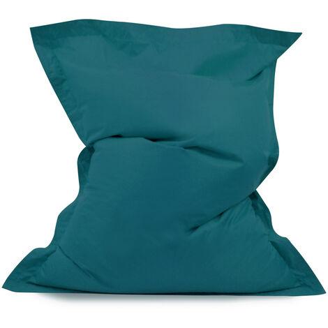 Giant 4-Way Lounger Bean Bag - 180cm x 140cm - Indoor Outdoor Water Resistant Floor Cushion