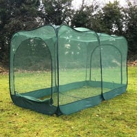 Giant Pop Up Net Fruit Cage (Various Sizes Available)