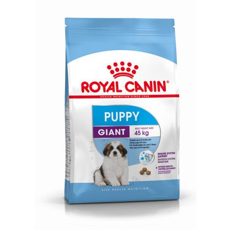 Croquettes pour chiots de très grande race Royal Canin Giant Puppy Sac 15 kg