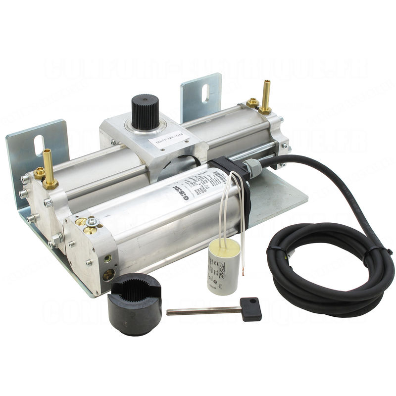 Image of Floor 880 | 230V Below Ground Gate Motor - Gibidi