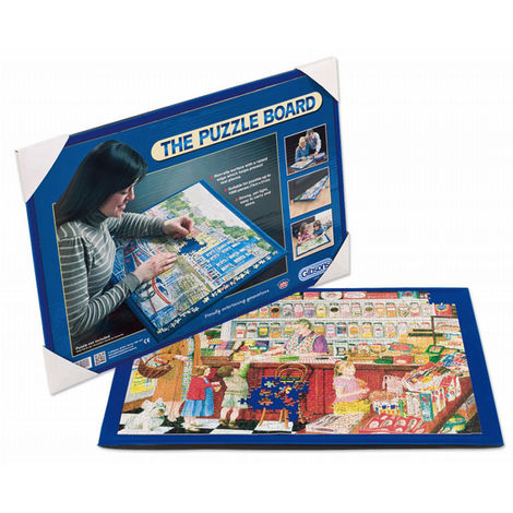 Gibsons The Jigsaw Puzzle Storage Board