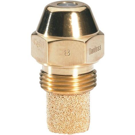 Gicleur OD type B 1,25 US/GAL 60° Réf 030B0109