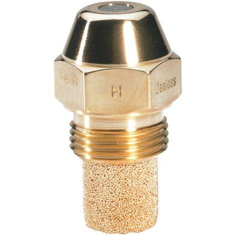 Gicleur OD type H 1,50 US/GAL 80° Réf 030H8928
