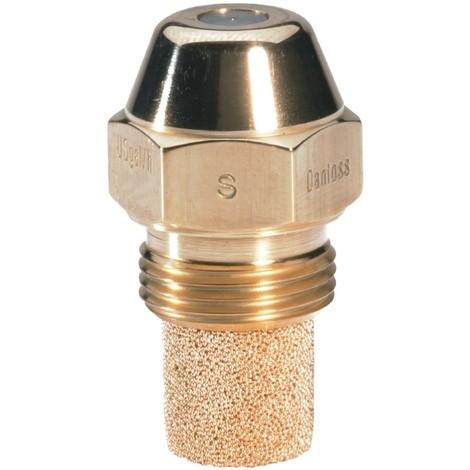 Gicleur OD type S 0,40 US/GAL 45° Réf 030F4904 DANFOSS CHAUFFAGE