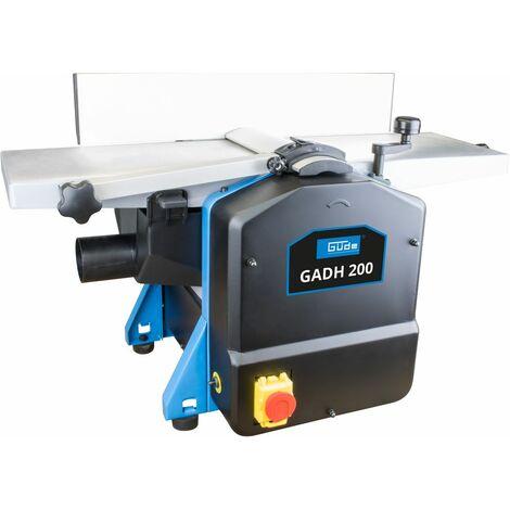 G�DE GADH 200 - Cepillo regrueso/desgruesadora de banco