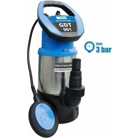 G�DE GDT 901 - Electrobomba sumergible para auga limpia con flotador de 800W