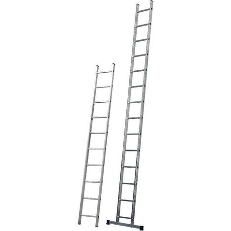 GIERRE AL215 - Escalera de apoyo 1 tramo Singola (8 peldaños)