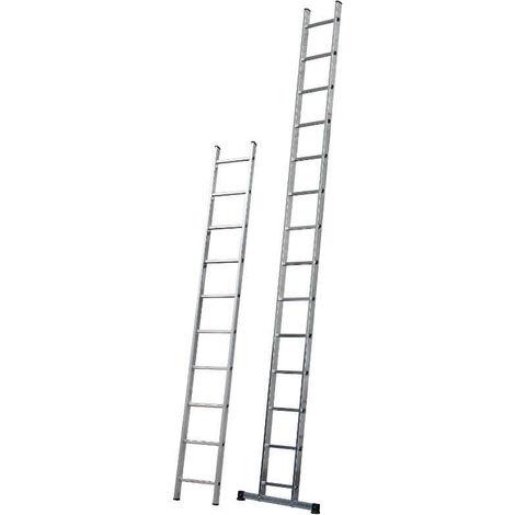 GIERRE AL235B - Escalera de apoyo 1 tramo Singola (12 peldaños)