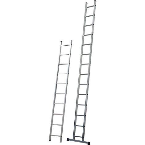 GIERRE AL275B - Escalera de apoyo 1 tramo Singola (16 peldaños)