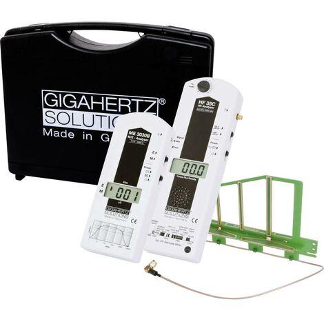 Gigahertz Solutions MK20 Set coffret de mesure de la pollution électromagnétique courant secteur jusquau téléphone portable : le best-seller de Gigahertz