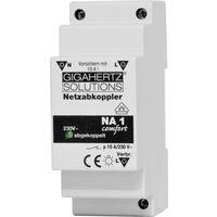 GIGAHERTZ SOLUTIONS Netzabkoppler 1 St. NA1 Schaltspannung (max.): 230 V/AC 10A 2300W Restwelligkeit A447991