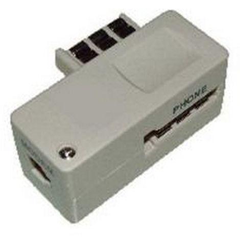 Gigamedia ADSLFRGIG - ADSL-Filter Telefonbuchse