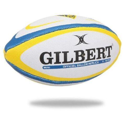 GILBERT Ballon de rugby Replique Clermont-Ferrand Mini - Homme