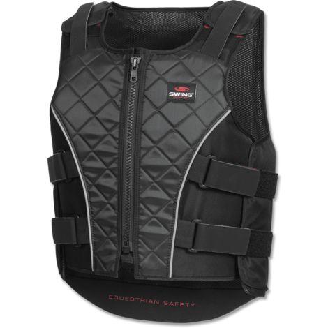 Convient Aux Adultes Hommes Et Femmes Gilet Airbag avec Ruban R/éfl/échissant pour Motocross Facile /À Nettoyer Gilet R/éfl/échissant pour Airbag L/éger
