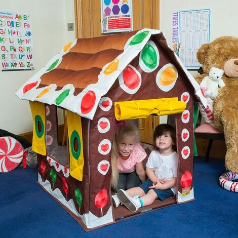 Gingerbread House Play tent