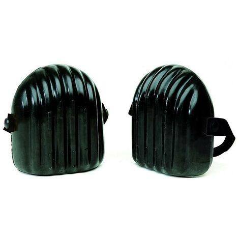 Ginocchiere di Protezione Professionali in Poliuretano Espanso Nero