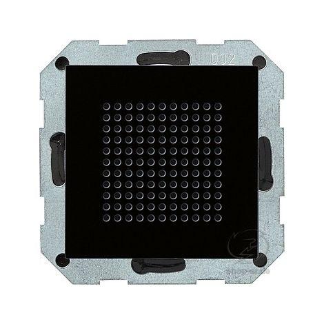 GIRA Lautsprecher UP-Radio System 55 Schwarzglasoptik 228205