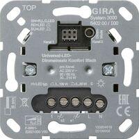 Gira Uni-LED-Dimmeinsatz 2fach 540200