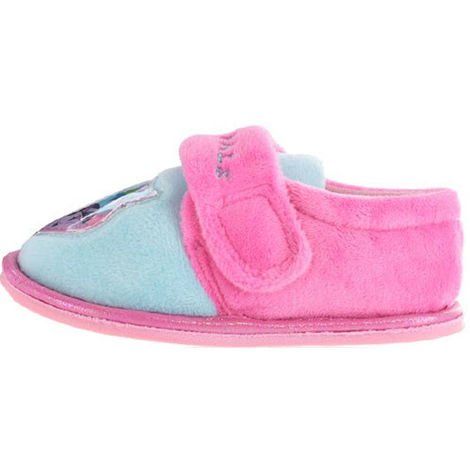Girls Kids Quality My Little Pony Suzanna Comic Cartoon Character Slipper Boot, Pink, 9 UK Child, EU 27