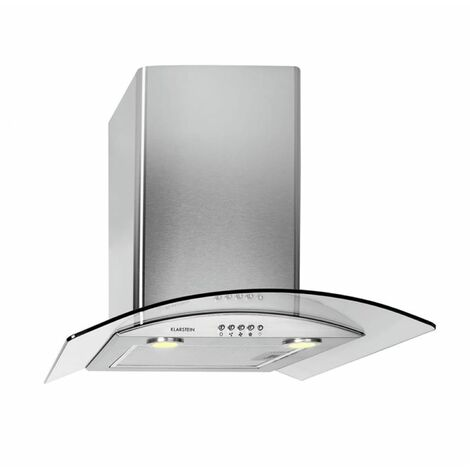 GL60WS Extractor Cooker Hood 60cm 180W Stainless Steel