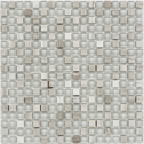 Glacier 312x312mm Mosaic Sheet
