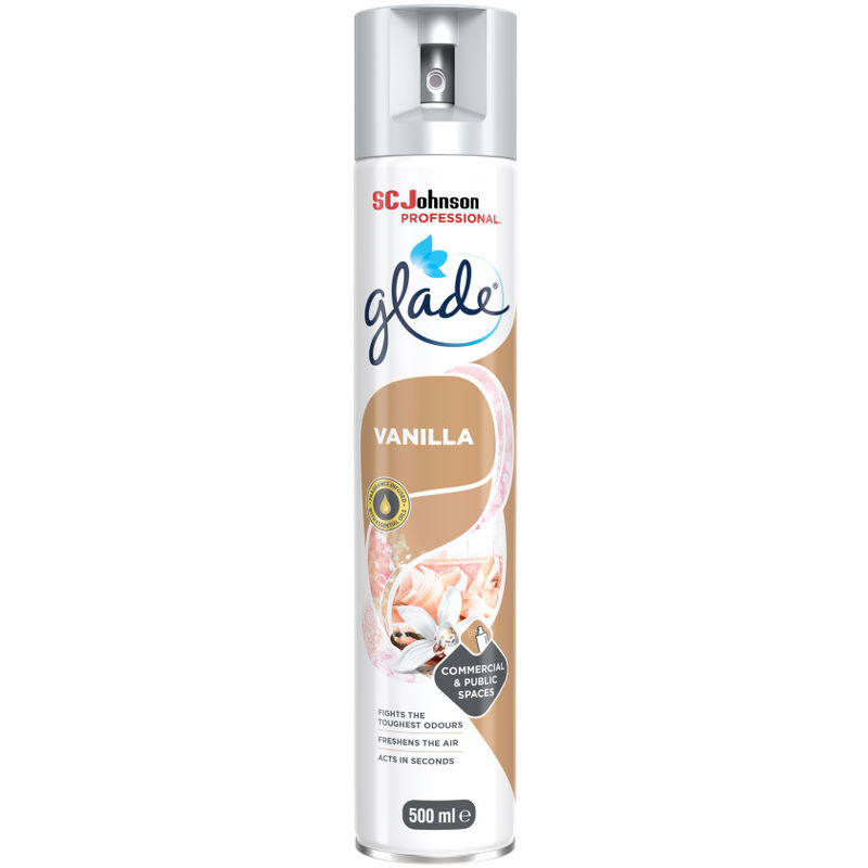 Image of Vanilla Air freshener Room Spray Office Home 500ml - Glade