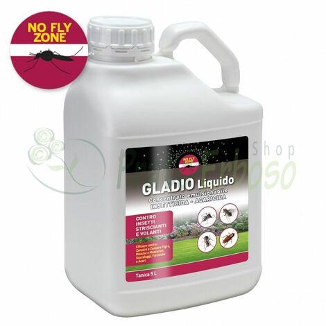 Gladio - insecticida líquido 5 l