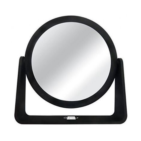 glamour miroir a poser institut rond grand modele. Black Bedroom Furniture Sets. Home Design Ideas