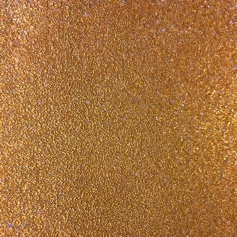 Glass beads wall covering WallFace CBS13 CRYSTAL non-woven wallpaper hand-crafted with real glass beads shiny gold-brown 2.45 m2