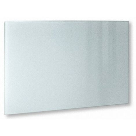 Glass Far Infrared Heater Panel - White
