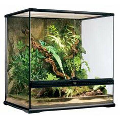 Glass terrarium exoterra 60x45x90h