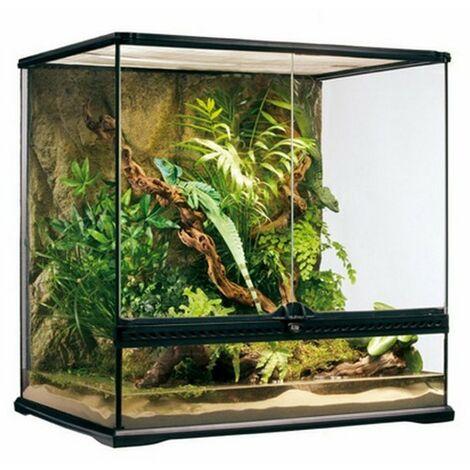 Glass terrarium exoterra 90x45x45h pt2613