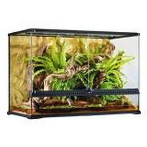 Glass terrarium exoterra 90x45x60h pt2614