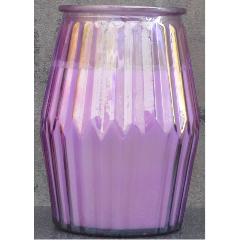 Image of Candlelight - Glass Wax Filled Pot Lavender & Sagewood