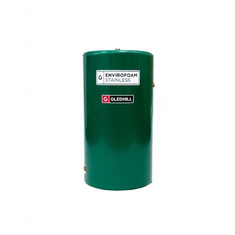 Gledhill 117 Litre Envirofoam Copper Direct Vented Cylinder