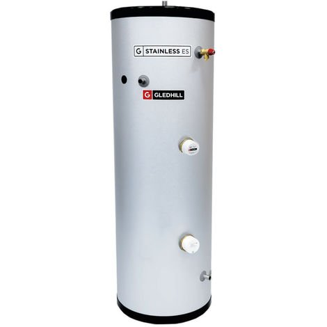 Gledhill 120 Litre Stainless ES Direct Unvented Cylinder