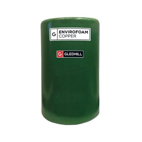 Gledhill 140 Litre Envirofoam Copper Indirect Vented Cylinder