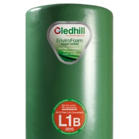Gledhill 144 Litre Economy 7 Direct Cylinder