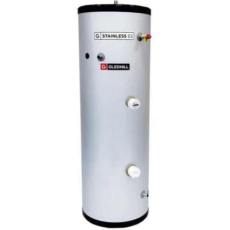 Gledhill Es Direct Unvented 125 Litre Cylinder SESINPDR120